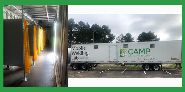 Mobile Welding Lab
