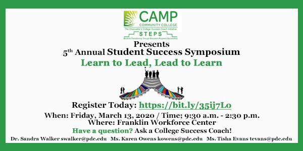Student Success Symposium