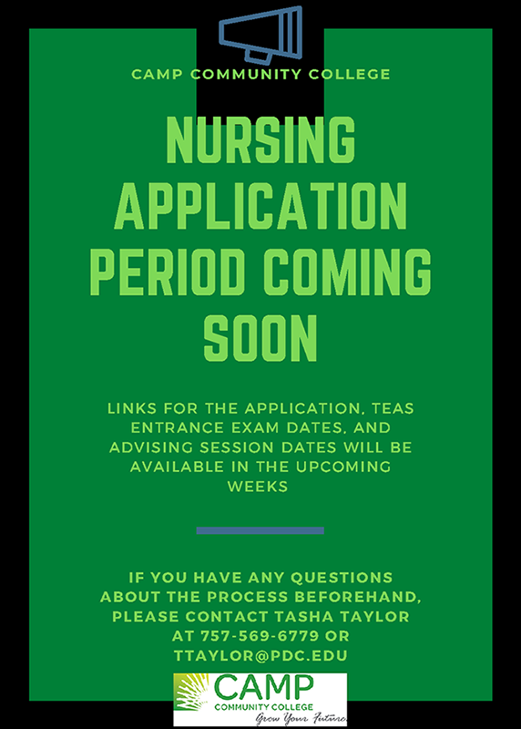 Nursing Application Banner